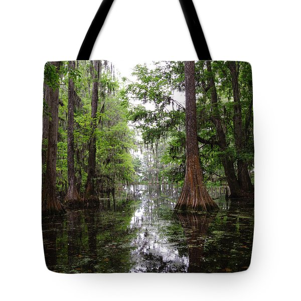 Charleston Swamp Tote Bag