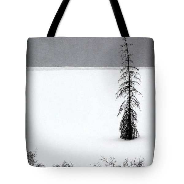 Charlie Brown's Christmas Tree Tote Bag