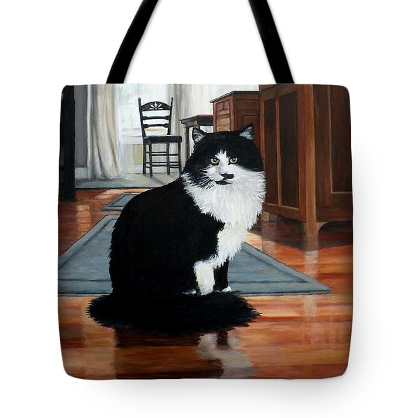 Charlie Tote Bag by Eileen Patten Oliver