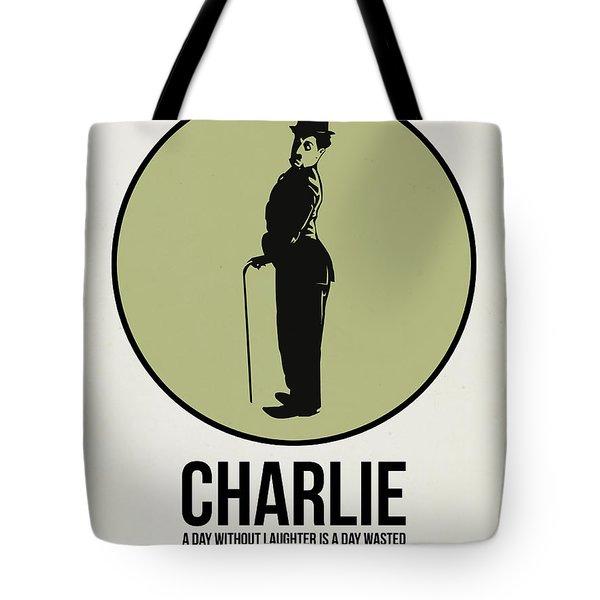Charlie Poster 1 Tote Bag