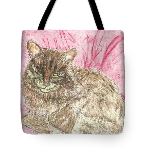 Charlie Tote Bag by Tracey Williams