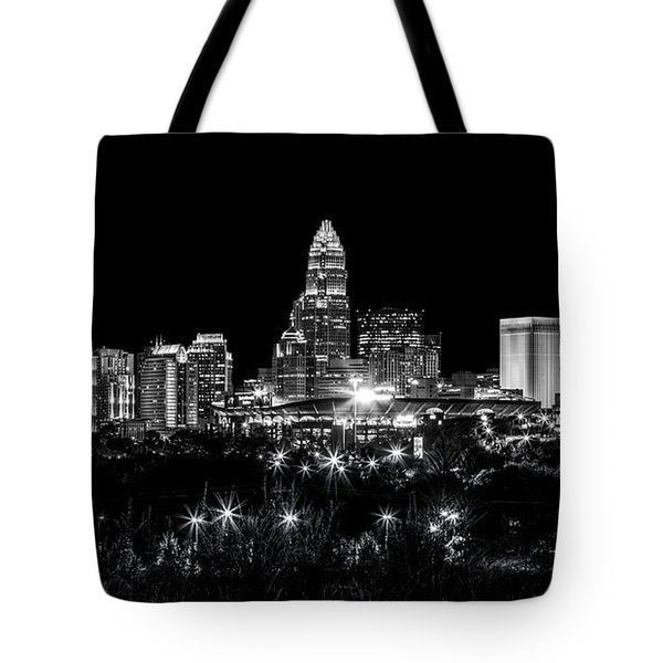 Charlotte Night Tote Bag by Chris Austin