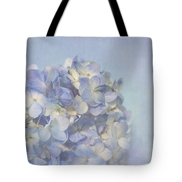 Charming Blue Tote Bag