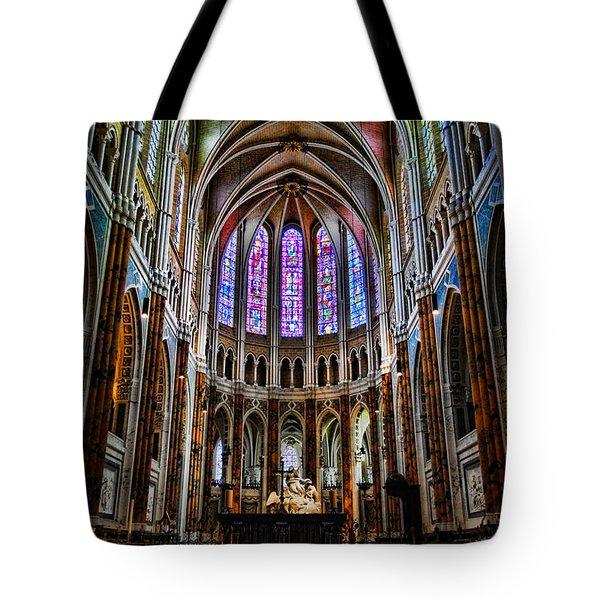 Chartres Tote Bag