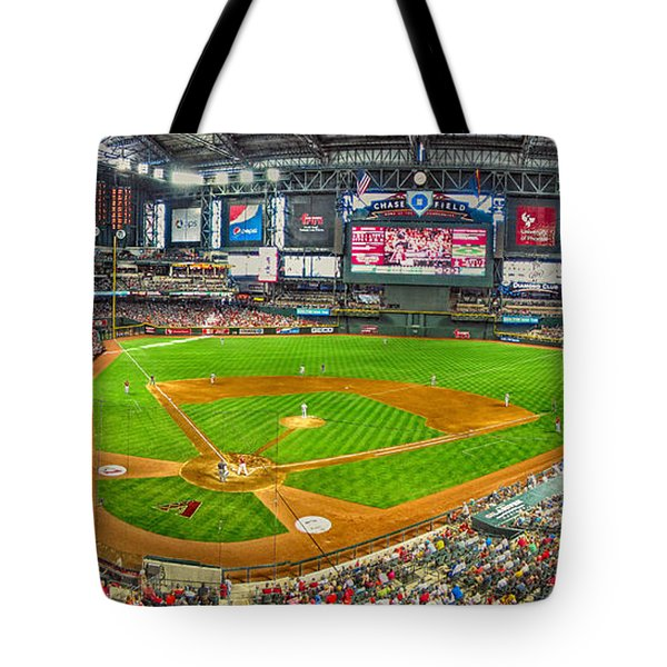 Chase Field 2013 Tote Bag