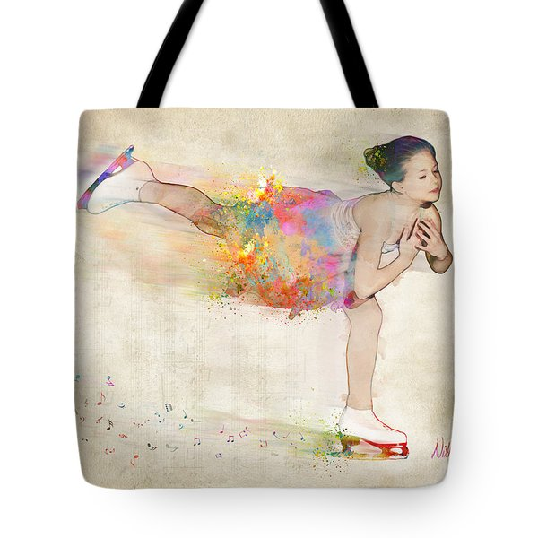 Chase Your Dreams Tote Bag by Nikki Smith