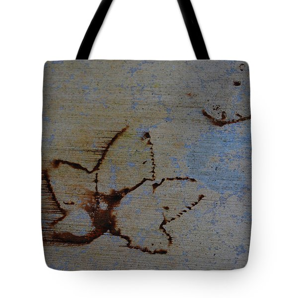 Chasing Winter Tote Bag by Jani Freimann