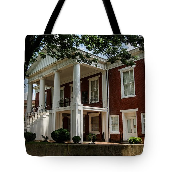 Chatham Courthouse Tote Bag