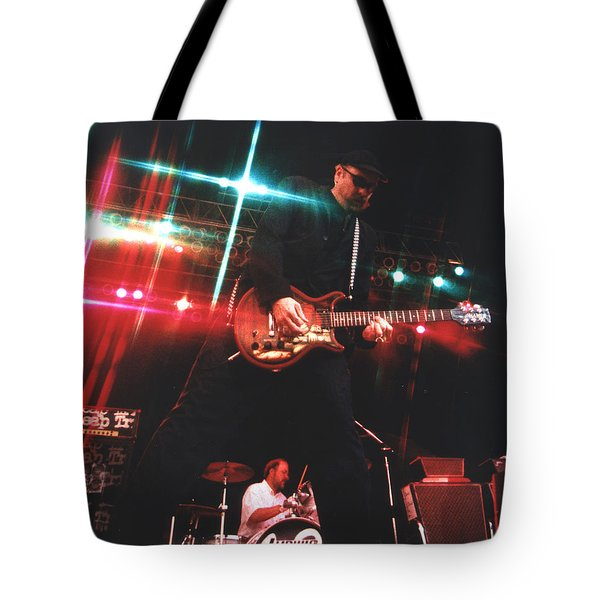 Cheap Trick-95-rick-3 Tote Bag by Gary Gingrich Galleries