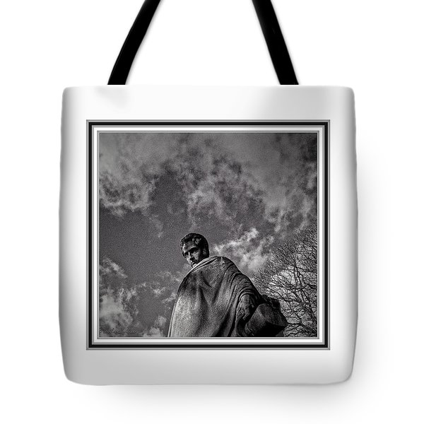 Tote Bag featuring the photograph Cheaubriand #d by Karo Evans