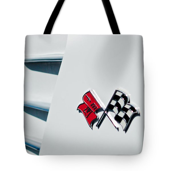 Checkers Tote Bag by Bill Gallagher