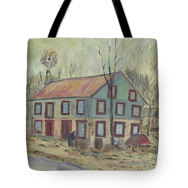 Checking The Cider Tote Bag by David Dossett