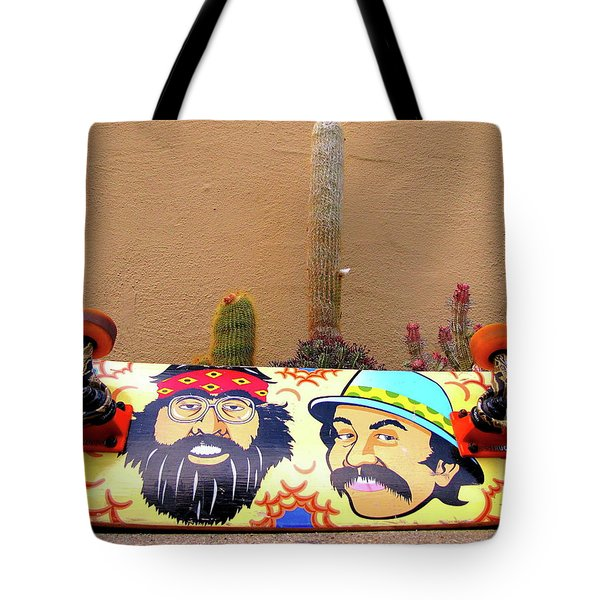 Cheech N Chong  Tote Bag