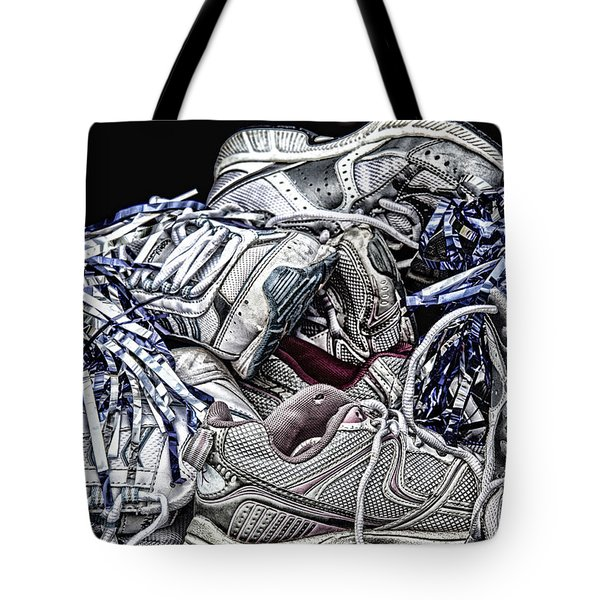 Cheer You On Tote Bag