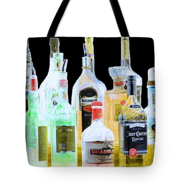 Cheers Tote Bag by Cheryl Del Toro