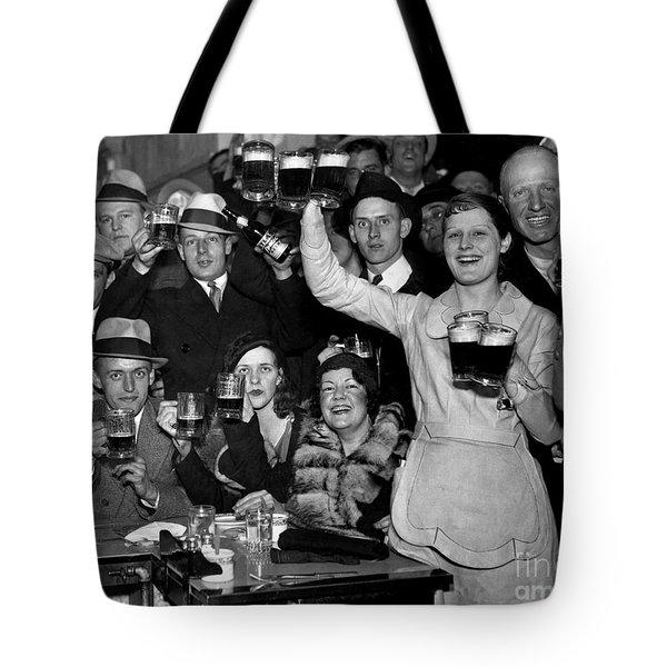Cheers Tote Bag by Jon Neidert