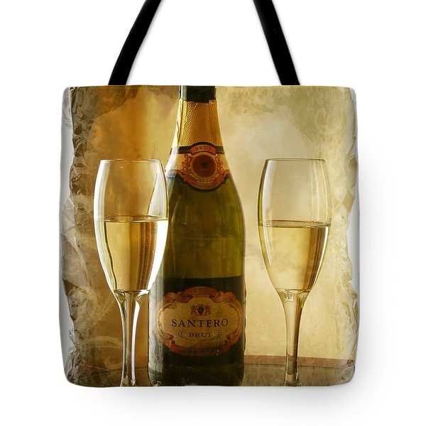 Cheers Tote Bag by Lucinda Walter