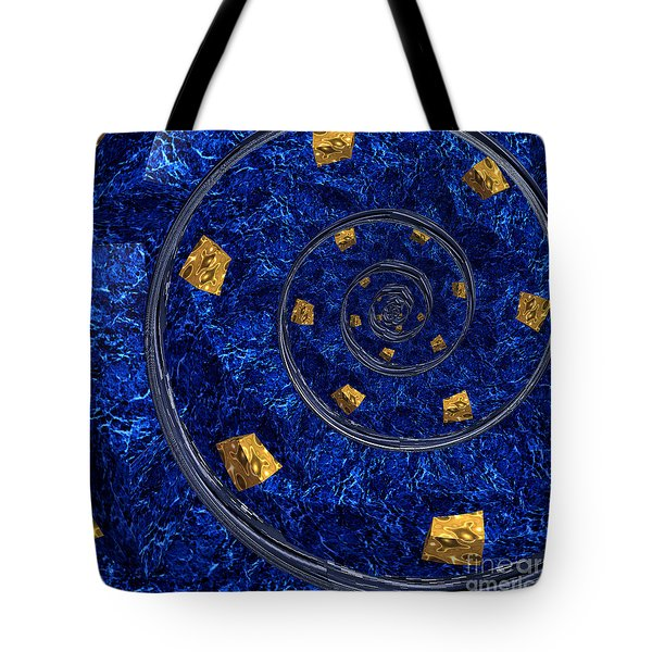 Cheese Sea By Jammer Tote Bag by First Star Art