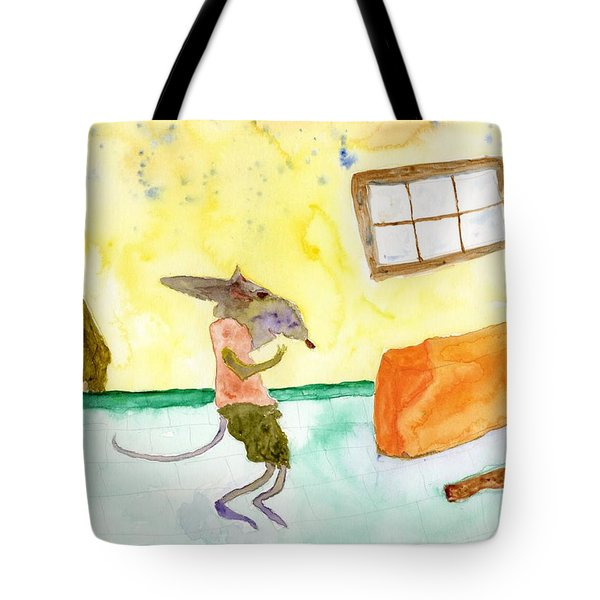 Cheeze Thief Tote Bag