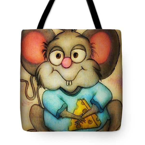 Cheeze  Tote Bag