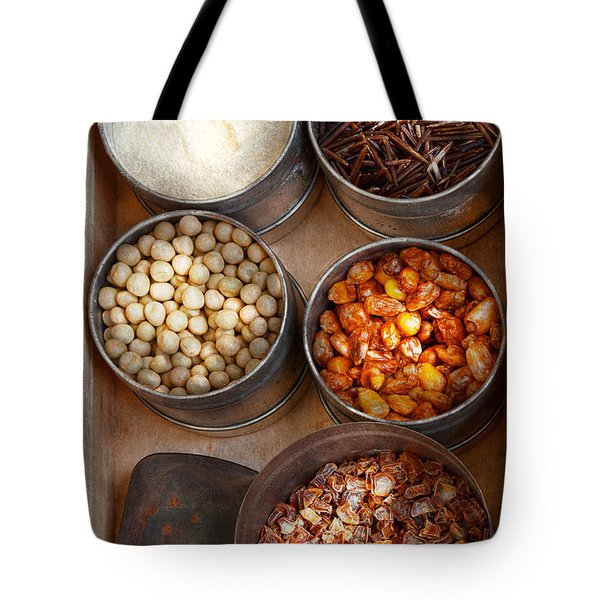 Chef - Food - Health Food Tote Bag by Mike Savad