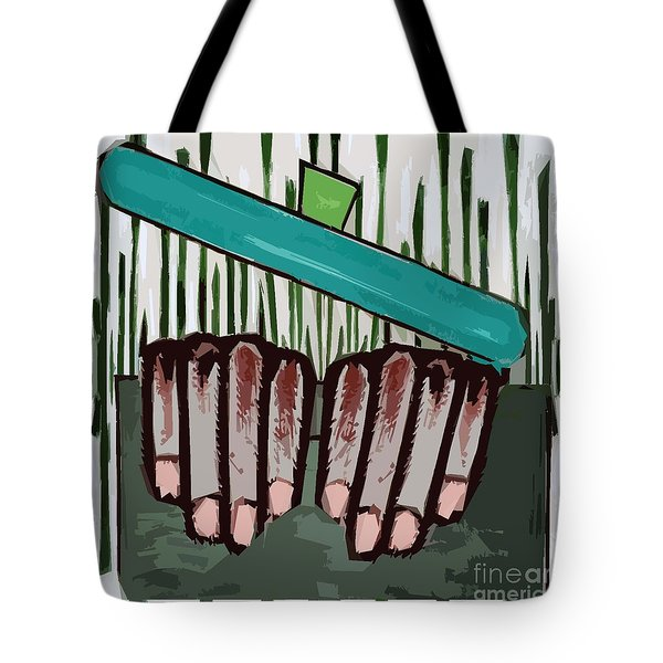 Chef Tote Bag by Patrick J Murphy