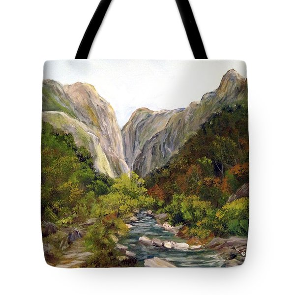 Cheile Turzii - Turda Gorges - Romania Tote Bag by Dorothy Maier
