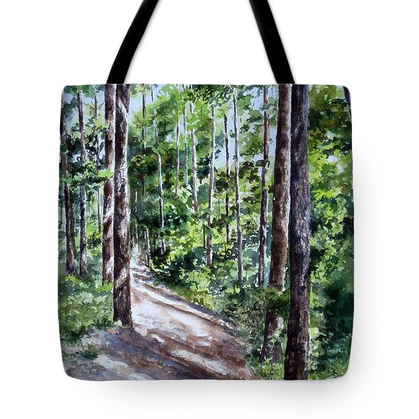 Cheraw Trail Tote Bag by Mary McCullah