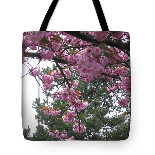 Cherry Blossoms 1 Tote Bag