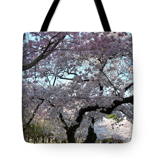 Cherry Blossoms 2013 - 044 Tote Bag