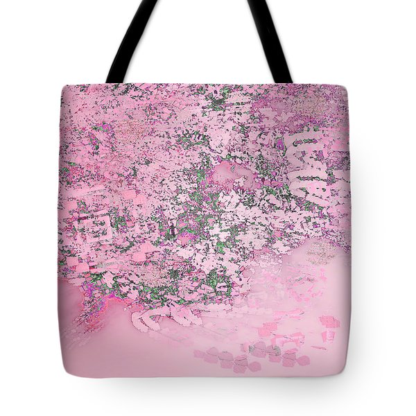 Cherry Blossoms Tote Bag