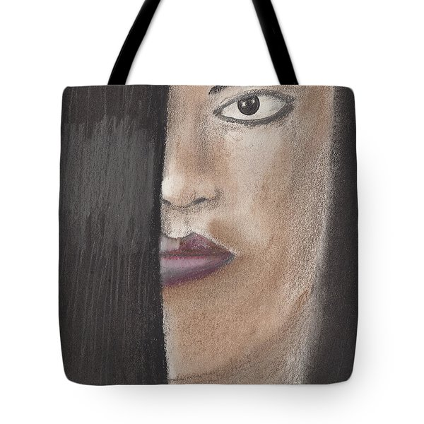 Cherry Tote Bag by David Jackson