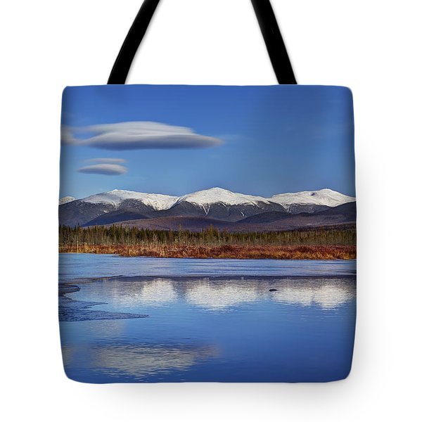 Cherry Pond Lenticulars Tote Bag