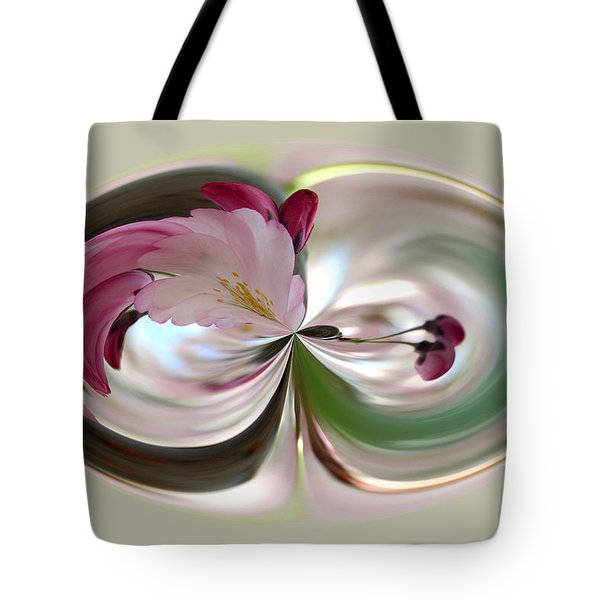 Cherry Tree Blossom Series 802 Tote Bag