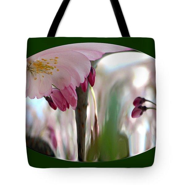 Cherry Tree Blossom Series 803 Tote Bag