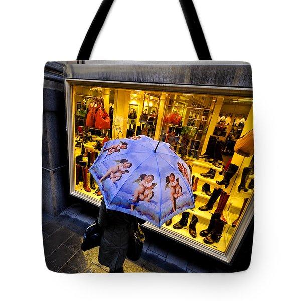 Cherubs Tote Bag