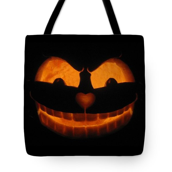 Cheshire Cat Tote Bag by Shawn Dall