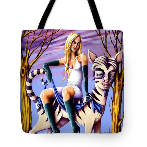 Cheshire Ferry Tote Bag