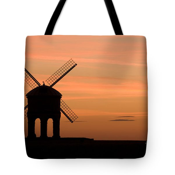 Chesterton Sunset Tote Bag by Anne Gilbert