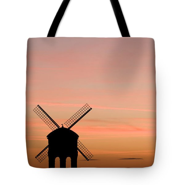 Chesterton Windmill Tote Bag by Anne Gilbert