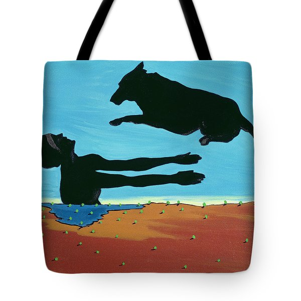 Chestertowns Shore, 1999 Tote Bag by Marjorie Weiss