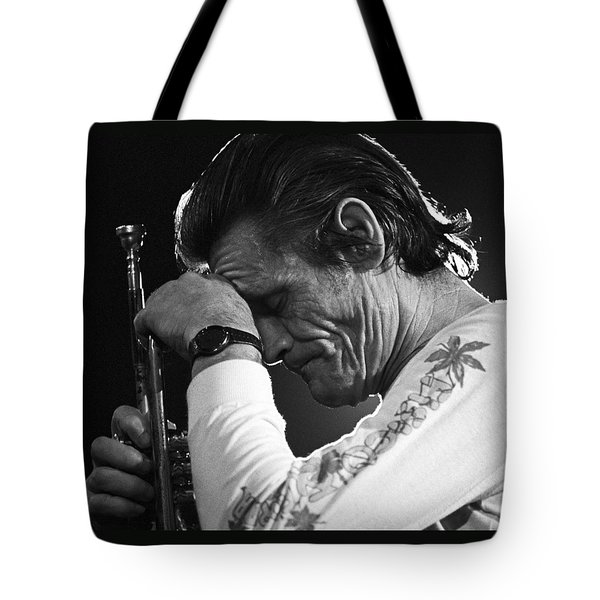 Chet Baker 1 Tote Bag