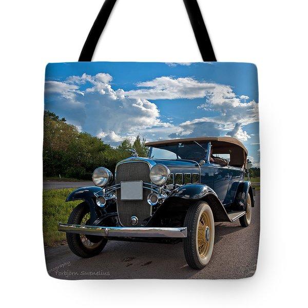 Chevrolet Confederate Ba Phaeton 1932 Tote Bag