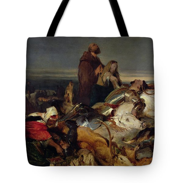 Chevy Chase Tote Bag by Sir Edwin Landseer