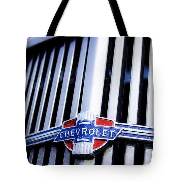Chevy Fleetline Tote Bag