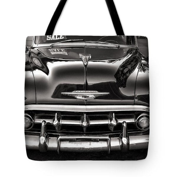 Chevy For Sale Tote Bag