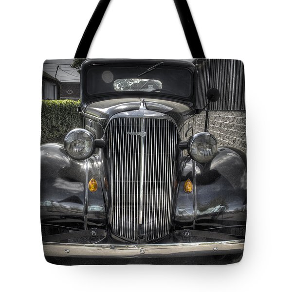 Chevy Tote Bag by Jean Noren