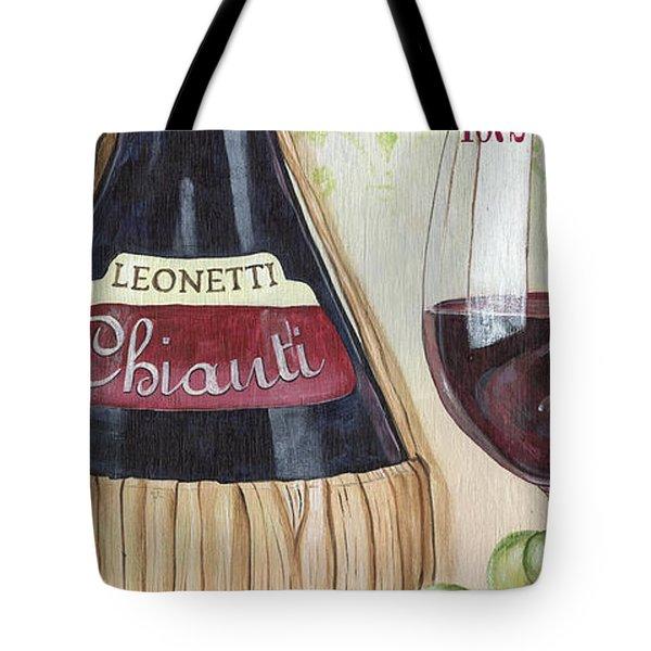 Chianti Classico Tote Bag