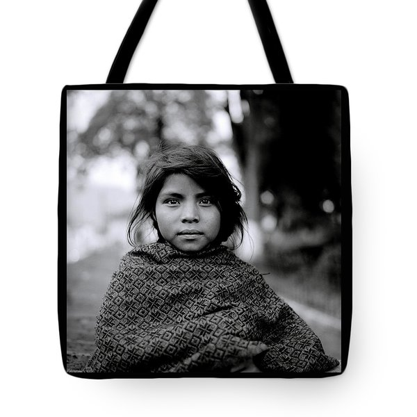 Chiapas Girl Tote Bag