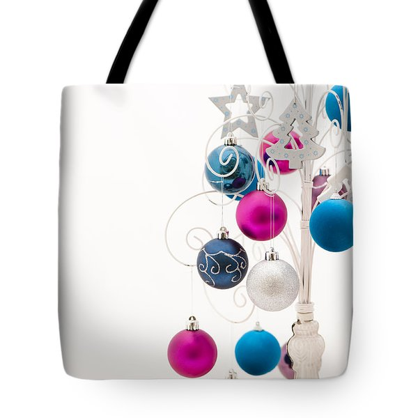 Chic Tree Tote Bag by Anne Gilbert